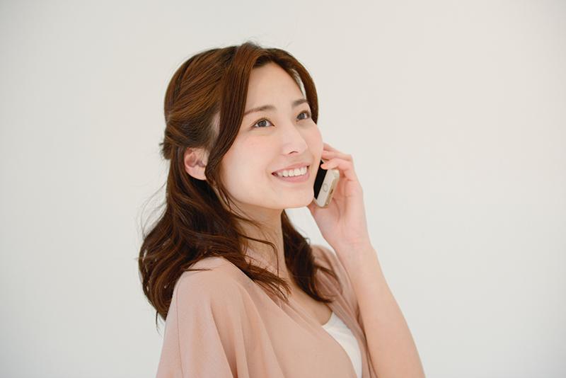 まずはお電話・お問合せフォームから無料ご相談